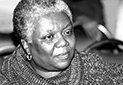 Lucile Clifton, former board member