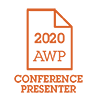 2020 Conference Presenter Badge 100x100