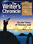 May/Summer 2018 Writer's Chronicle Cover