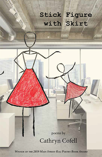 Stick Figure with Skirt