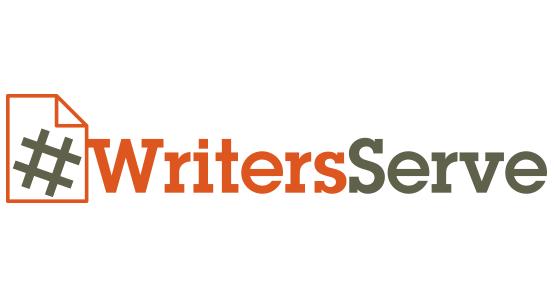 #WritersServe Logo