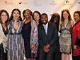 Conference attendees at AWP's 50th Anniversary Gala.