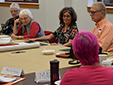 A participant of the Athens County Public Library's Writing for Seniors program wrote, 'There is a line from a '70's film starring Anne Bancroft and Peter Finch called The Pumpkin Eater where she says, 'My life is an empty place.' This class is filling up my empty place.'