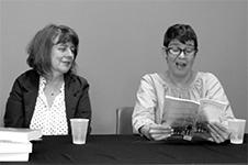Jennifer Bartlett & Sheila Black